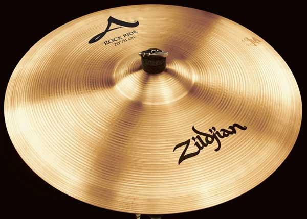 """Zildjian/A.Zildjian 《ジルジャン》 Rock Ride 20"""" [NAZL20RRH]"""