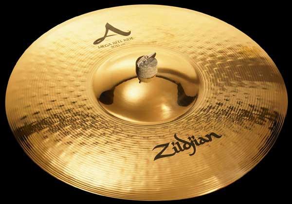 """Zildjian/A.Zildjian 《ジルジャン》 Mega Bell Ride 21"""" [NAZLH21MBR]"""
