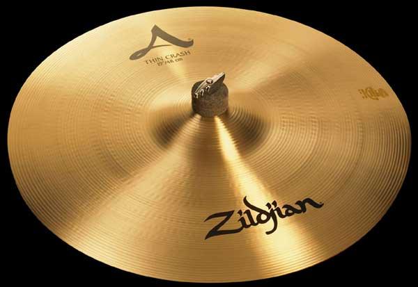 """Zildjian/A.Zildjian 《ジルジャン》 Thin Crash 19"""" [NAZL19CT]"""