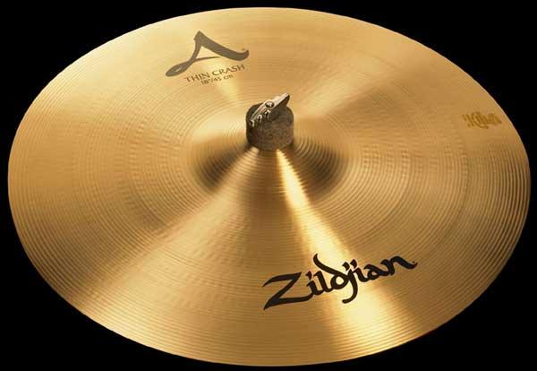 """Zildjian/A.Zildjian 《ジルジャン》 Thin Crash 18"""" [NAZL18CT]"""