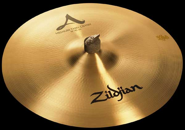 "Zildjian/A.Zildjian 《ジルジャン》 Medium Thin Crash 18"" [NAZL18CMT]"