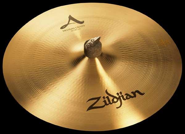 """Zildjian/A.Zildjian 《ジルジャン》 Medium Crash 16"""" [NAZL16CM]"""