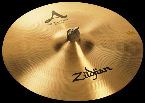 """Zildjian/A.Zildjian 《ジルジャン》 Medium Crash 18"""" [NAZL18CM]"""