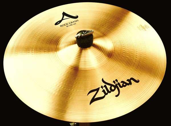 """Zildjian/A.Zildjian 《ジルジャン》 Rock Crash 16"""" [NAZL16RCH]"""