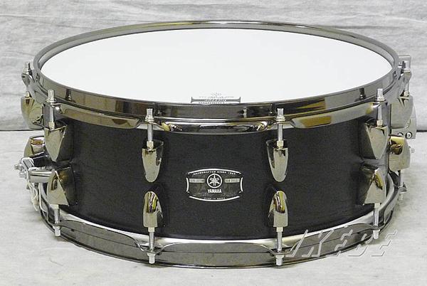YAMAHA 《ヤマハ》 LNS1455BKW [ブラックウッド(ツヤ消し)/LIVE CUSTOM Snare Drum]