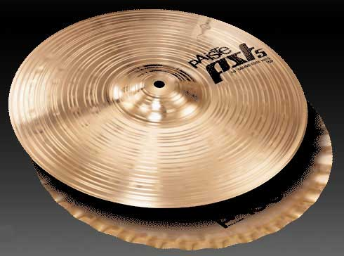 PAiSTE 《パイステ》 New PST-5 Sound Edge HiHat 14