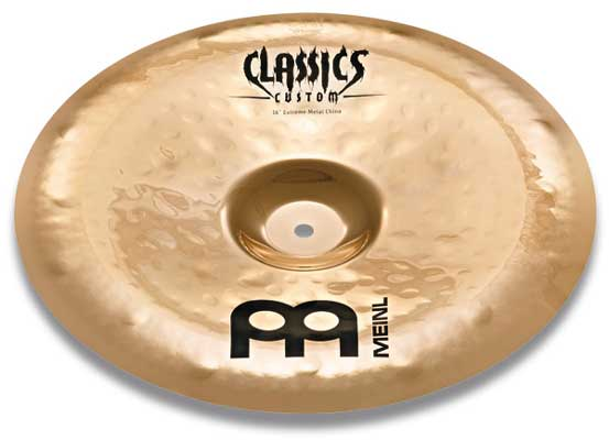 MEINL 《マイネル》 CC18EMCH-B [Classics Custom Extreme Metal China 18