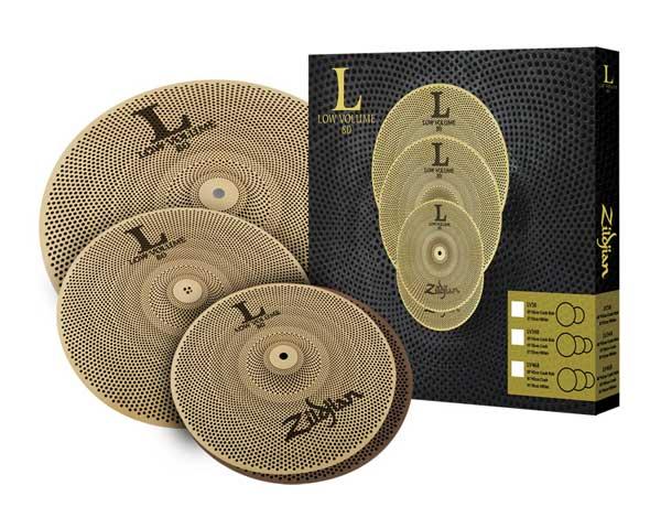 Zildjian/L80 Low Volume 《ジルジャン》 L80 LOW VOLUME 468 BOX SET [14