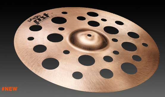 PAiSTe 《パイステ》 PST-X Swiss Medium Crash 20