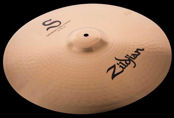 Zildjian/S 《ジルジャン》 S Medium Thin Crash 18