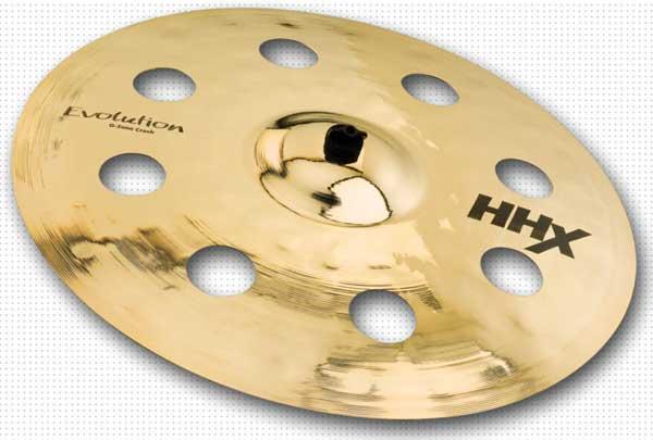 SABIAN 《セイビアン》 HHX-16EVOC-B [HHX Evolution O-Zone Crash 16