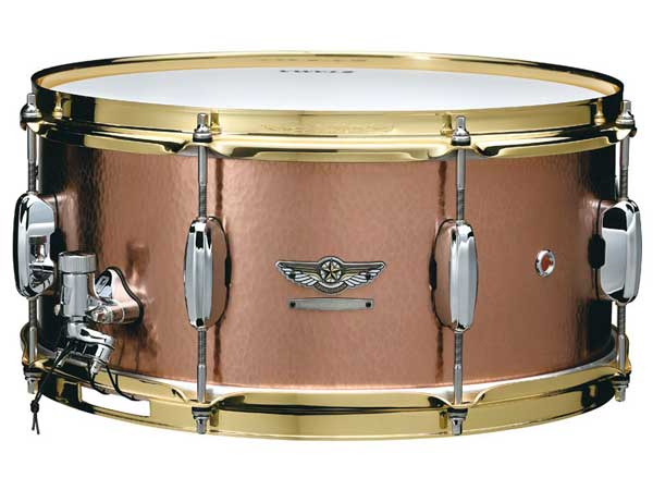 TAMA《タマ》 TCS1465H [STAR Reserve Snare Drum #4 / HAND HAMMERED COPPER 14