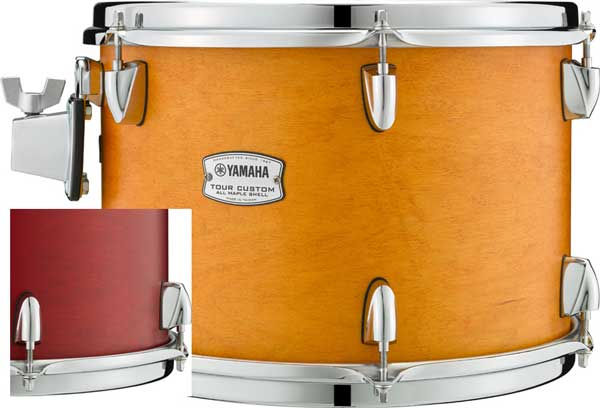 YAMAHA 《ヤマハ》 TMT1309CAS [Tour Custom / All Maple Shell Tom Tom 13