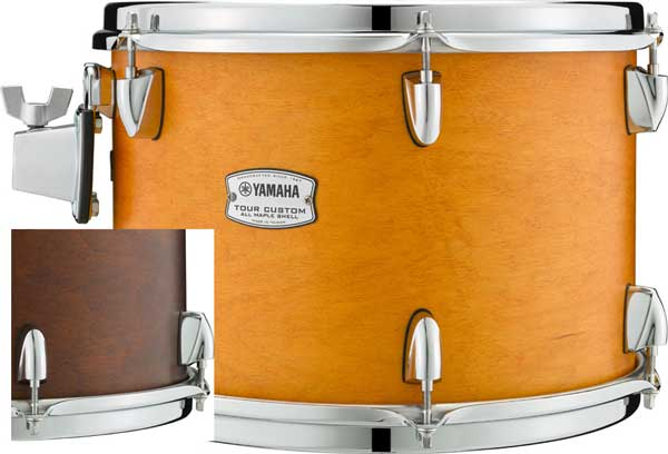 YAMAHA 《ヤマハ》 TMT1309CHS [Tour Custom / All Maple Shell Tom Tom 13