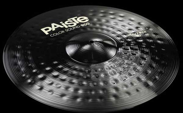 PAiSTe 《パイステ》 Color Sound 900 Black Heavy Ride 20