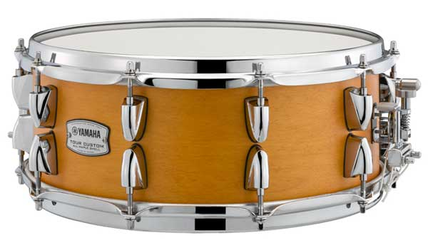 YAMAHA 《ヤマハ》 TMS1455CRS [Tour Custom / All Maple Shell Snare Drum / 14
