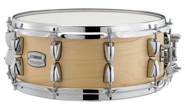 YAMAHA 《ヤマハ》 TMS1455BTS [Tour Custom / All Maple Shell Snare Drum / 14