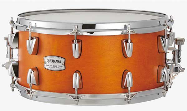 YAMAHA 《ヤマハ》 TMS1465CRS [Tour Custom / All Maple Shell Snare Drum / 14