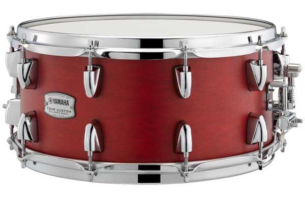 YAMAHA 《ヤマハ》 TMS1465CAS [Tour Custom / All Maple Shell Snare Drum / 14