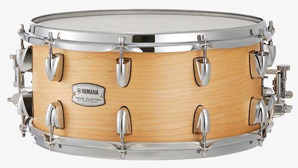 YAMAHA 《ヤマハ》 TMS1465BTS [Tour Custom / All Maple Shell Snare Drum / 14