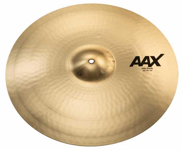 SABIAN 《セイビアン》 AAX-20TR-B [AAX Thin Ride 20