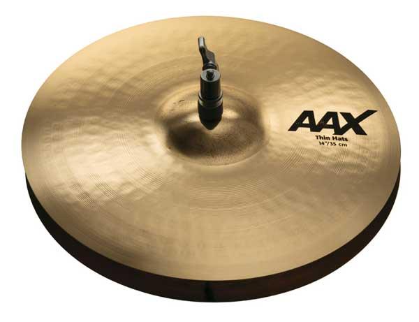 SABIAN 《セイビアン》 AAX-14TH [AAX Thin HiHats 14