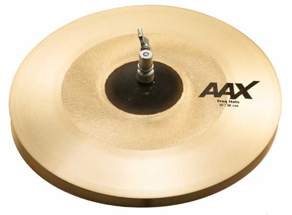 SABIAN 《セイビアン》 AAX-15FRH [AAX Freq Hats 15