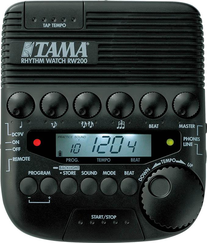 TAMA《タマ》 RW200 TAMA RHYTHM WATCH [リズムウォッチ]