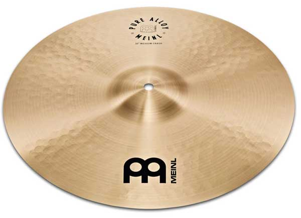 MEINL 《マイネル》 PA16MC [Pure Alloy Series / Medium Crash 16