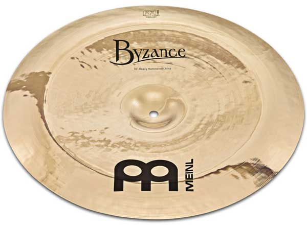 MEINL 《マイネル》 B20HHCH-B [Byzance Brilliant Series / Heavy Hammered China 20