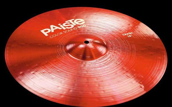 PAiSTe 《パイステ》 Color Sound 900 Red Crash 20