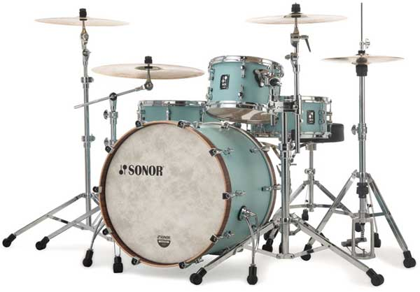 SONOR 《ソナー》 SQ1-320:CRB [SQ1 Series / 20BD Shell Set(20BD・12TT・14FT): CRUISER BLUE] 【お取り寄せ品】