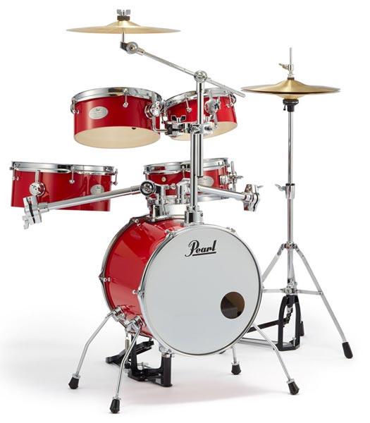 Pearl 《パール》 RT-645N/C #94 [Rhythm Traveler Ver.3S / キャンディ・アップル] 【ドラムスローン&スティック サービス!】