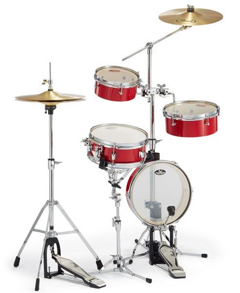 Pearl 《パール》 RT-5124N #94 [Rhythm Traveler Light / キャンディアップル] 【ドラムスローン&スティック サービス!】