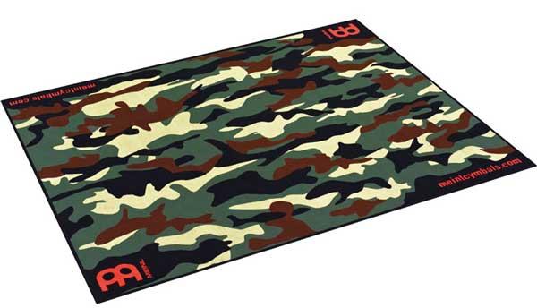 MEINL《マイネル》 MDR-C1 [Camouflage Drum Rug(カモフラージュ・ドラムマット)]