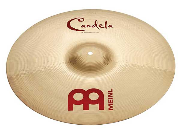 MEINL 《マイネル》 CA18CR [Candela / Timbales Crash Ride 18