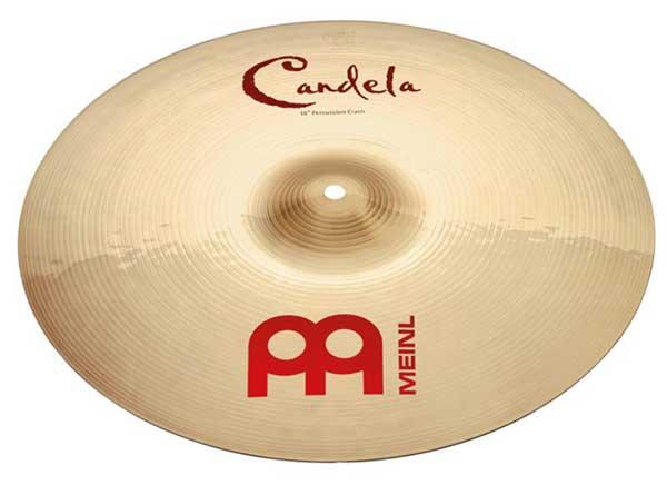 MEINL 《マイネル》 CA16C [Candela / Percussion Crash 16