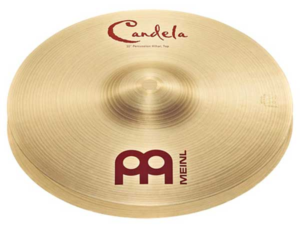 MEINL 《マイネル》 CA10PH [Candela / Percussion HiHats 10