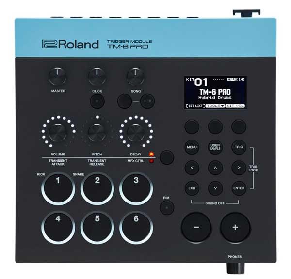 Roland 《ローランド》 TM-6 PRO [Trigger Module]【oskpu】