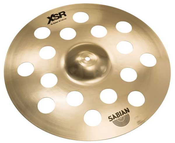 SABIAN 《セイビアン》 XSR-18OZCS-B [18″XSR O-Zone Crash / Brilliant]