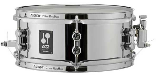 SONOR 《ソナー》 AQ2-1205SDS [AQ2 Series Steel Shell Snare Drum 12