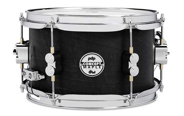 pdp by DW《ピーディーピー》 PA-PDSN0610/WCR [Concept Series Black Wax Maple Snare Drum / 10