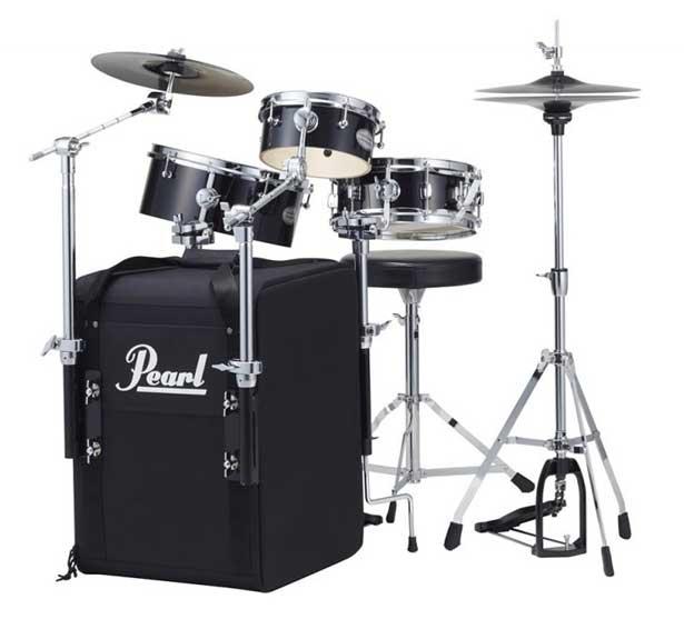 "Pearl 《パール》 RT-703/C [Rhythm Traveler ""Black Box""]【お取り寄せ品】"