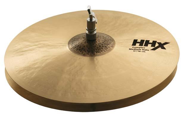 Sabian/HHX 《セイビアン》 HHX-15CMH [HHX Complex Medium Hats 15