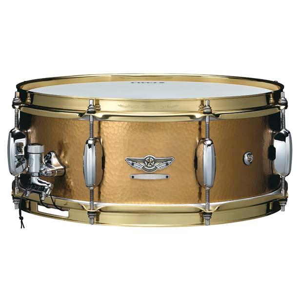 TAMA《タマ》 TBRS1455H [STAR Reserve Snare Drum #6 / Hand Hammered Brass 14