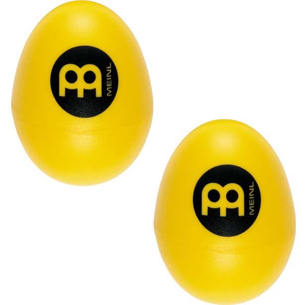 MEINL エッグシェイカー2個セット Meinl《マイネル》 定番から日本未入荷 ES2-Y 限定特価 2pcs EGG SHAKER Yellow