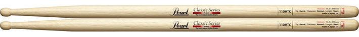 Pearl 《パール》 <BR>7HBC [Classic Series / Hickory / Black Lacquer]
