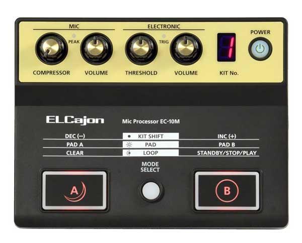 Roland 《ローランド》EC-10M[ELCajon Mic Processor]