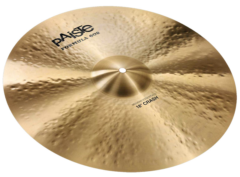 PAiSTe《パイステ》 Formula 602 Modern Essentials Crash 16