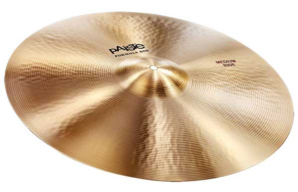 PAiSTe 《パイステ》 PAiSTe Formula 602 Classic Ride Sounds Medium Ride 《パイステ》 24